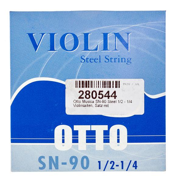 Otto Musica SN-90 Steel 1/2 - 1/4
