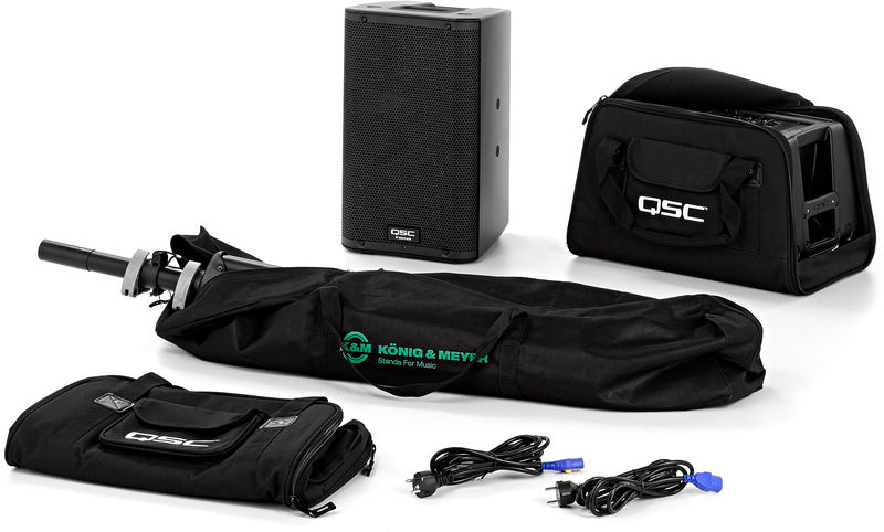 QSC K-Series Acoustic Duo