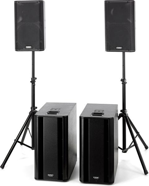 QSC K-Series Bandset & DJ-Entree