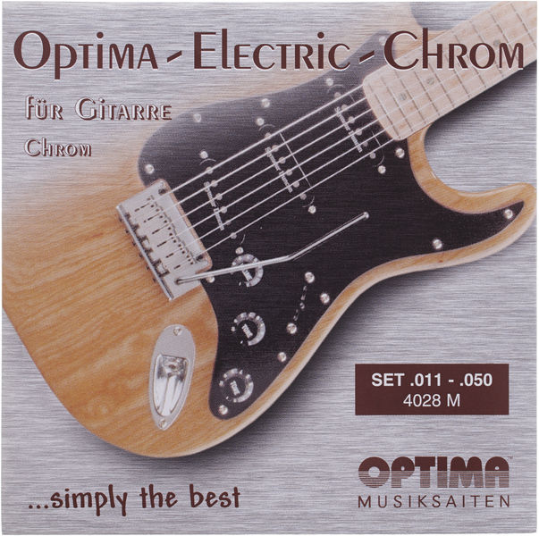 Optima 4028M Chrome Medium