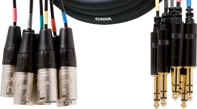 Cordial CML 8-0 MV 3 C