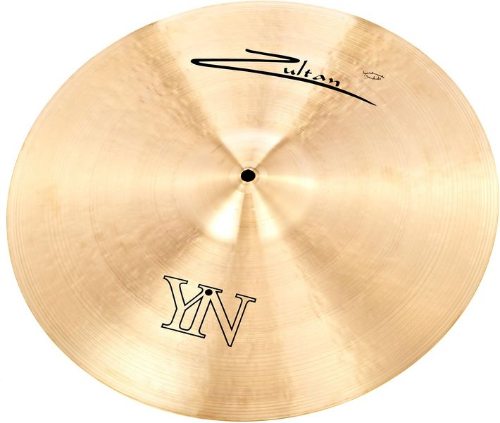 "Zultan 17"" Crash Yin Series"