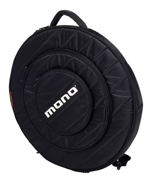 Mono Cases M80-CY-BLK Cymbal Bag Black
