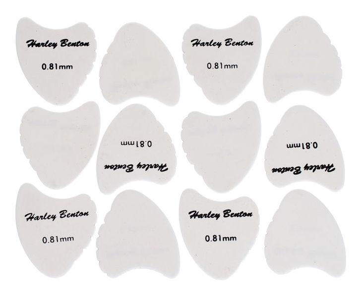 Harley Benton Fantail Pick Set 0,81