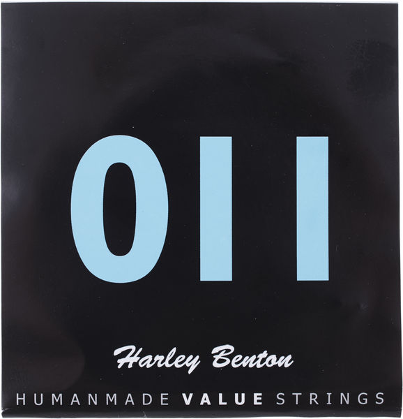 Harley Benton Valuestrings 011 E-Guitar Set