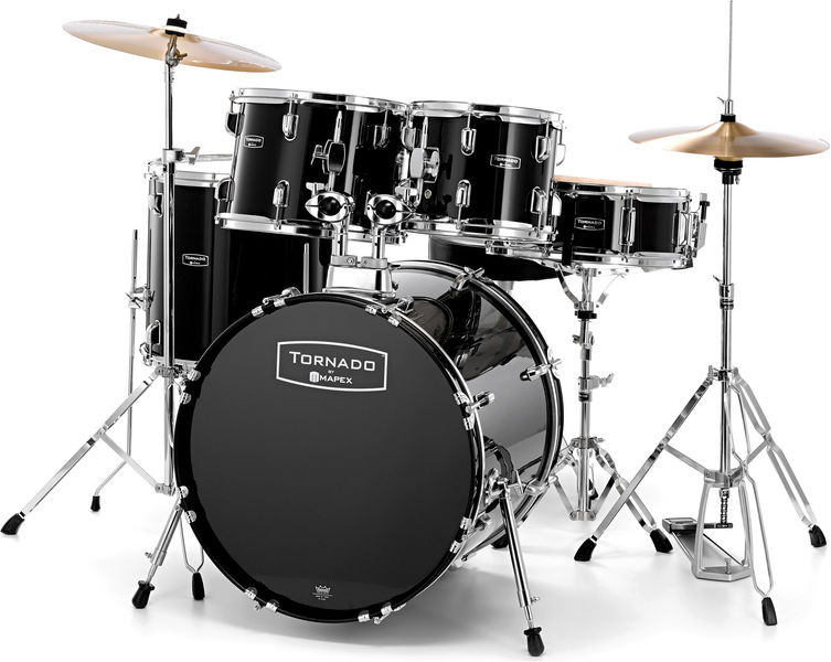 Mapex Tornado Junior Kit - Black