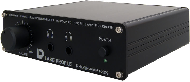 Lake People G109-S HighEnd Phoneamp