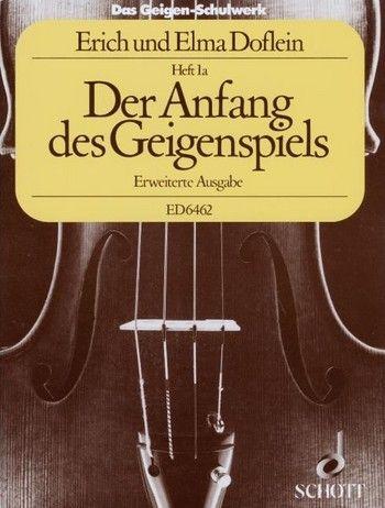 Schott Doflein Geigen-Schulwerk 1a