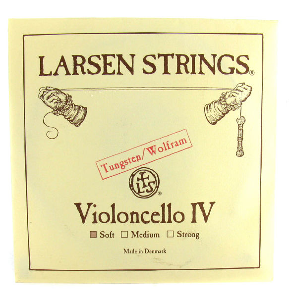 Larsen Cello Single String C Soft
