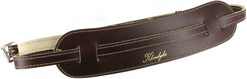 Klondyke Banjo Strap Winered