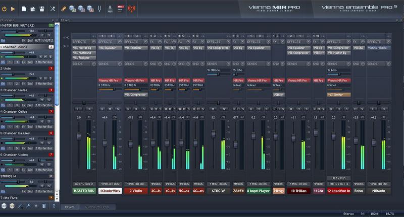 VSL Vienna Ensemble Pro 5