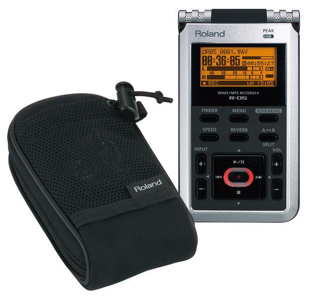 Roland R-05 OP-R1 Bag Bundle