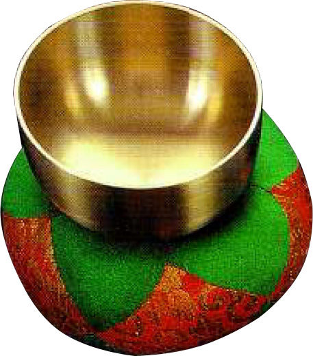 Asian Sound Singing Bowls Dharma DH-134