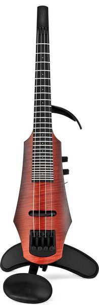 NS Design NXT4a-VN-SB-F Violin Fretted