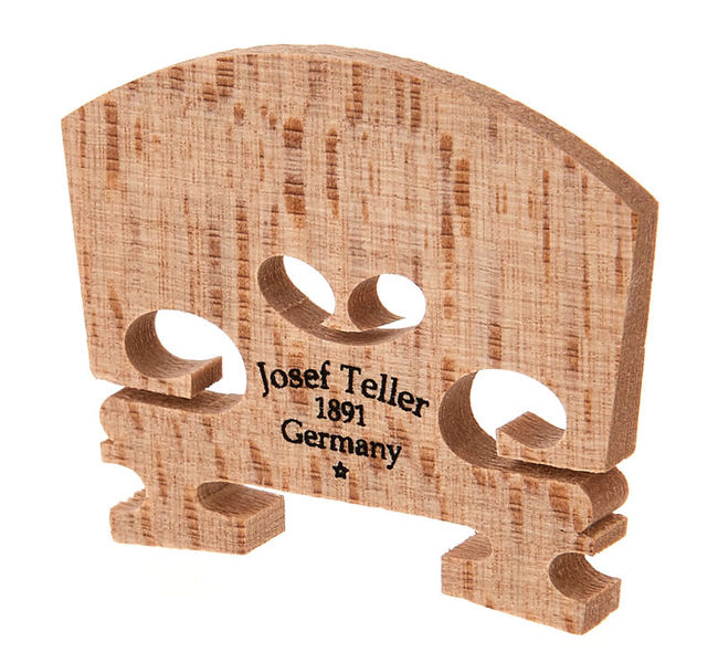 Teller Violin Bridge 1/4