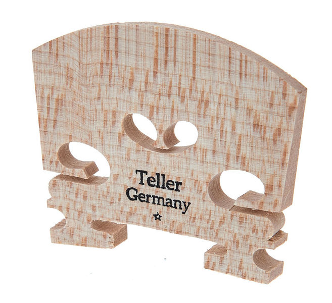 Teller Violin Bridge 41mm 4/4