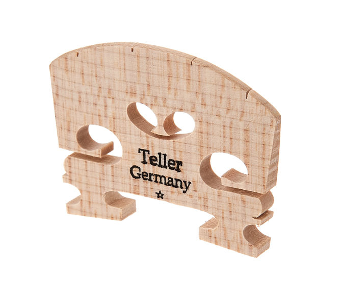 Teller Violin Bridge 38mm 3/4