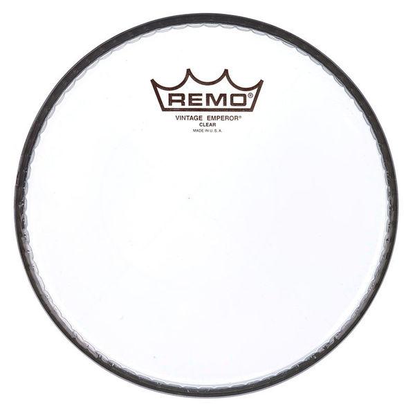"""Remo 08"""" Vintage Emperor Clear"""