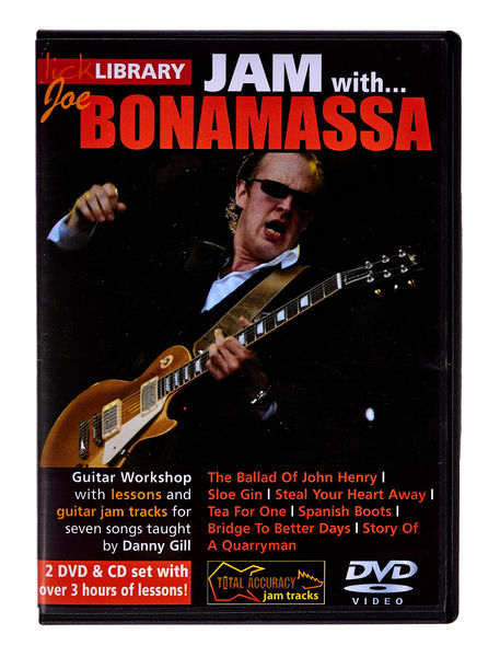 Music Sales Jam With Joe Bonamassa