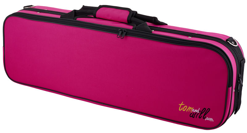 Tom & Will Classic Violin 4/4 Gig Case HP