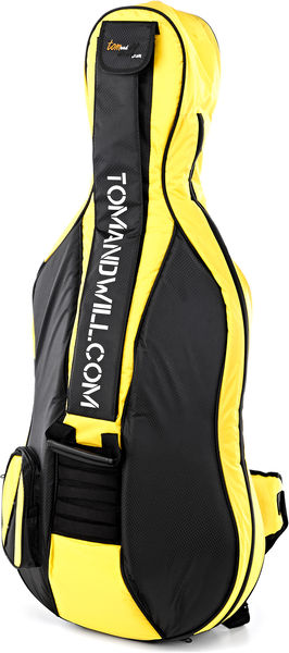 Tom and Will Active Cello Gig Bag 1/2 BY