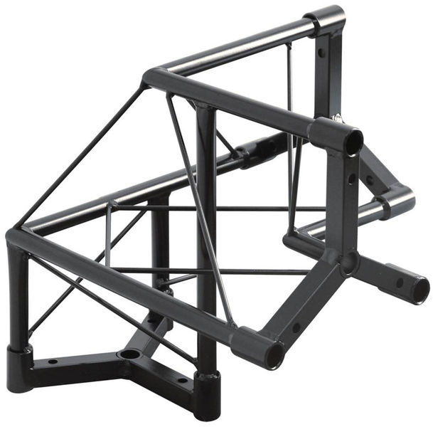 Stairville Deco Truss 3-Way 90° Corner