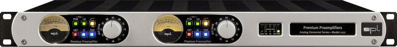 SPL Premium Mic Preamps AES