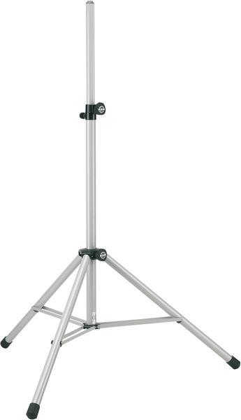 K&M 214/6 Speaker Stand Alu Silver