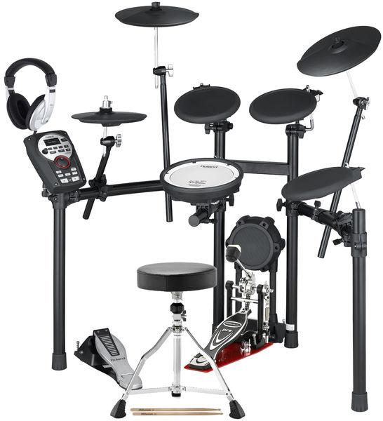 Roland TD-11K V-Drum Bundle