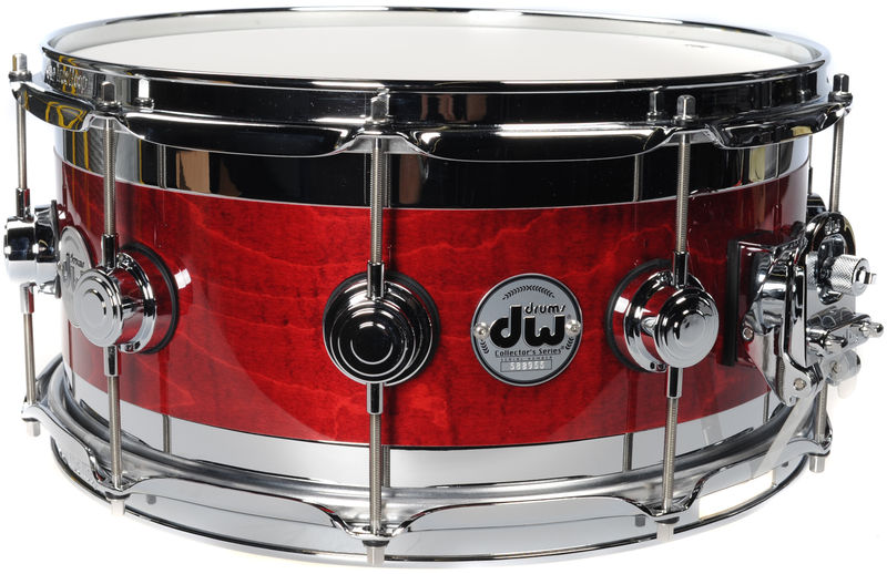 "DW 14""x07"" Lacquer Specialty Edge"