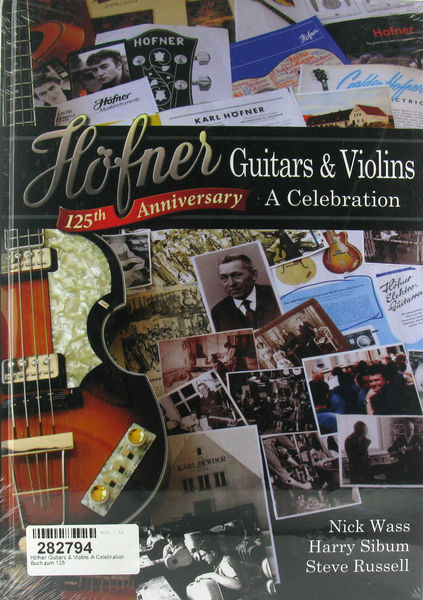 Höfner Guitars & Violins