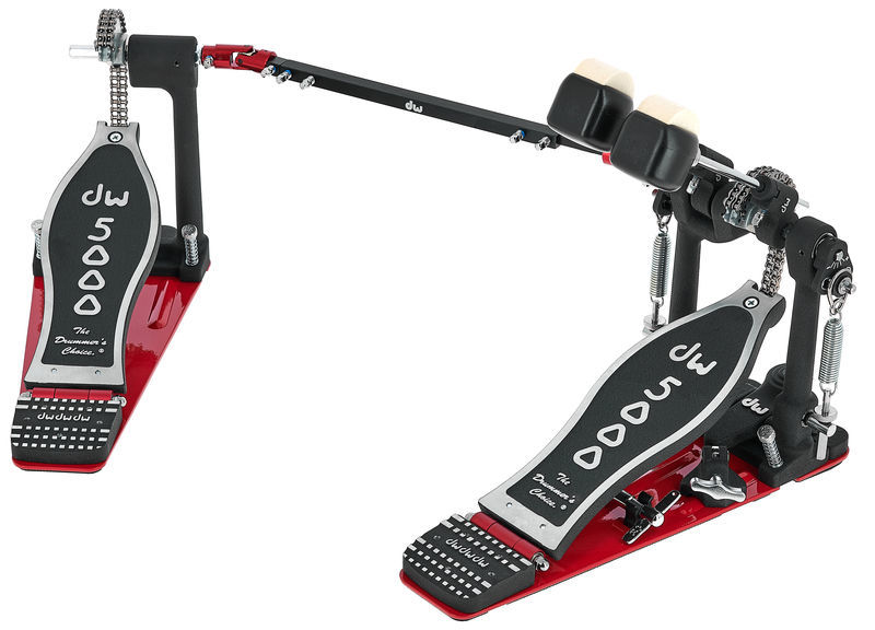 5002AD4 Double Bass Drum Pedal DW