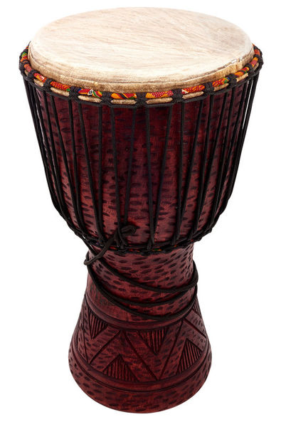 Afroton AD S02L Djembe Leopard Design
