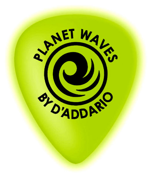 Planet Waves 1CCG2-10 Cellu-Glo Picks Light