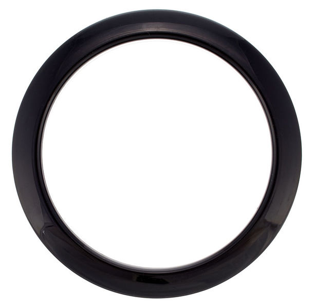 "Bass Drum O's 4"" Black round HBL4"