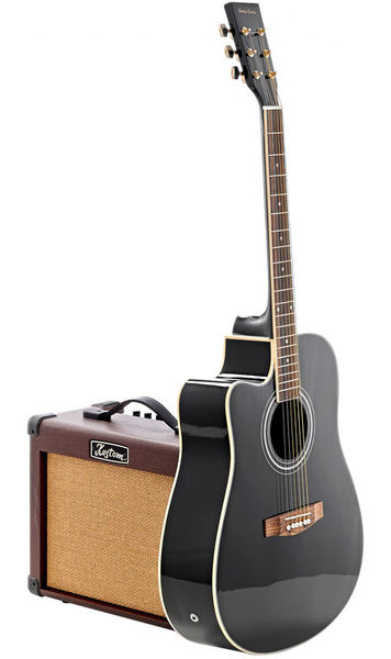 Harley Benton Acoustic Power Pack 1 LH