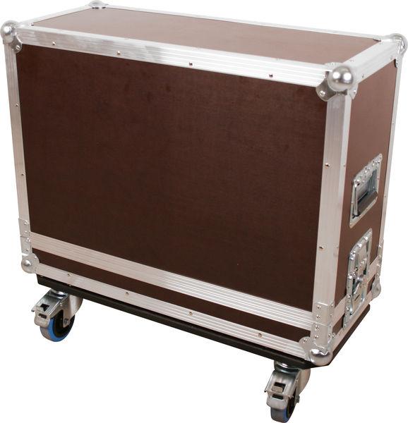 Thon ComboCase w/wheels FenderFM212