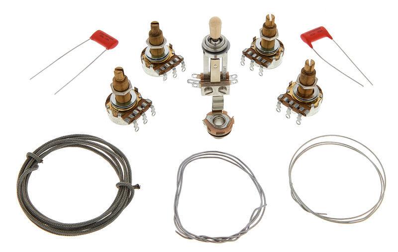 Montreux 1389 LP Wiring Kit 2