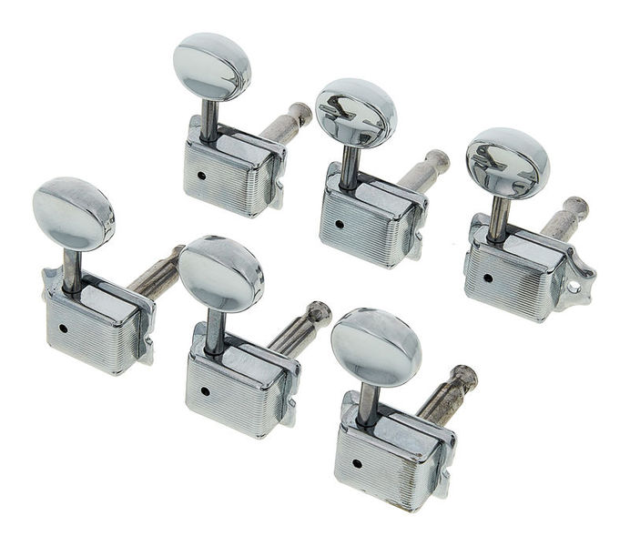 Harley Benton Parts Guitar Tuners Set