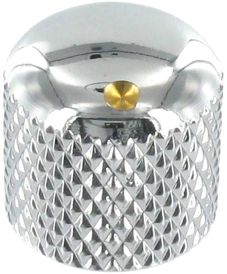 Harley Benton Parts T-Style Knob Chrome