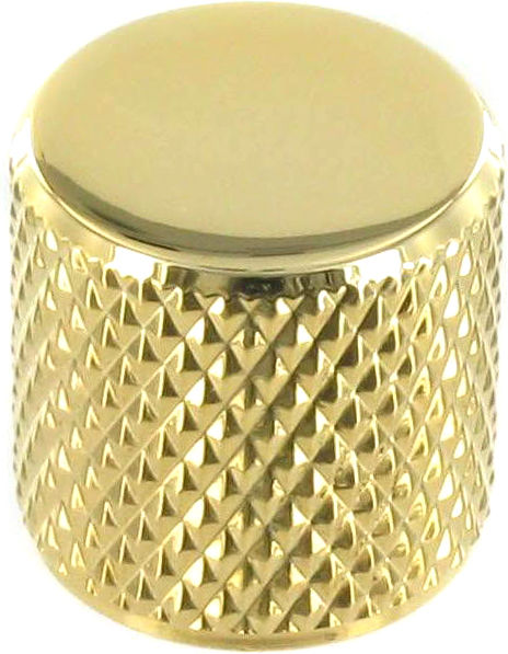 Harley Benton Parts T-Style Dome Knob Gold