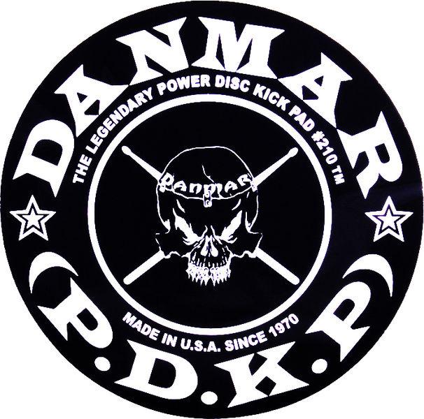 Danmar 210SK Bass Drum Singlepad