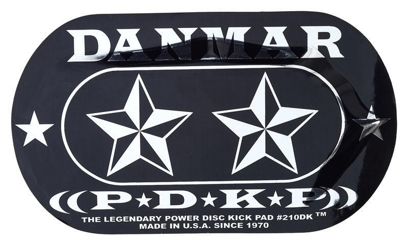 Danmar 210DKST Bass Drum Doublepad