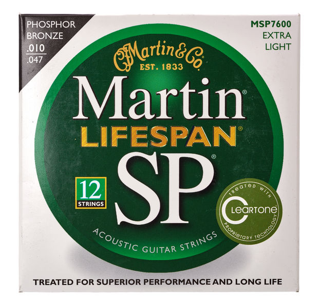 Martin Guitars SP Lifespan MSP 7600 Cleartone