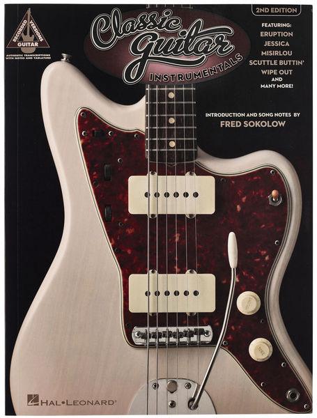 Hal Leonard Classic Guitar Instrumentals
