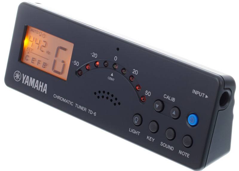 Yamaha TD-6BK Tuner
