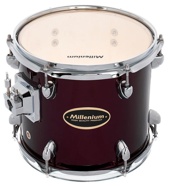 "Millenium 10""x09"" MX200 Tom Tom Red"