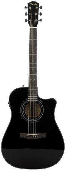 Fender CD-60 CE BK B-Stock
