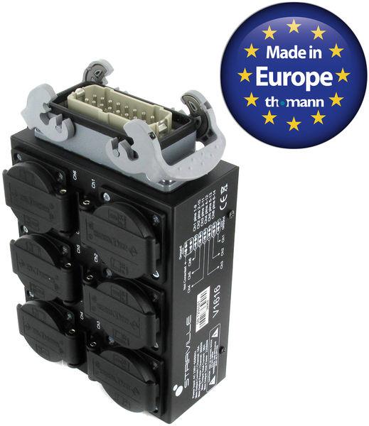 Stairville V1616BE Power Distributor