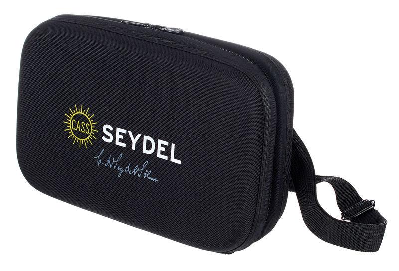C.A. Seydel Söhne Hardcover case f 20 harmonicas